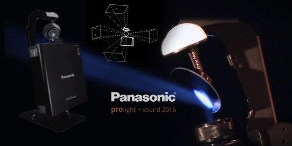 Технологія вільної проекції Panasonic