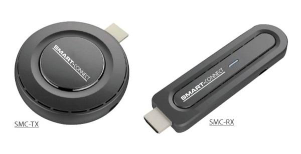 Беспроводной HDMI-удлинитель для подключения проектора