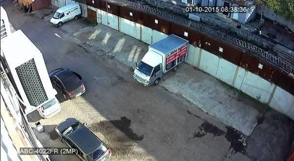 Качество изображения камеры ABRON ABC-6022FR