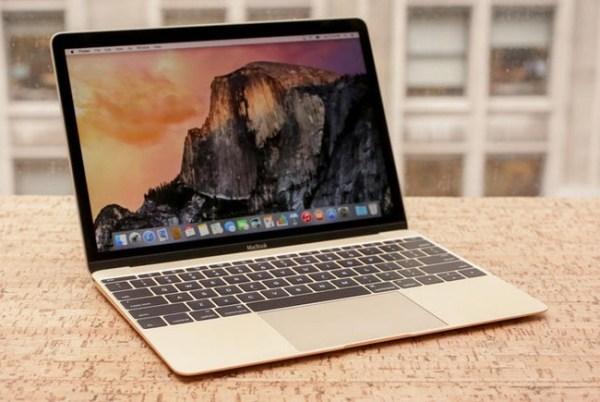 Новий лептоп Apple
