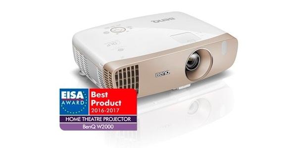 Премія EISA проектору BenQ W2000