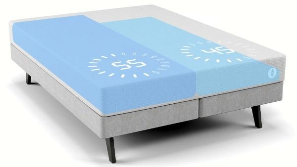 «Розумне» ліжко Sleep number