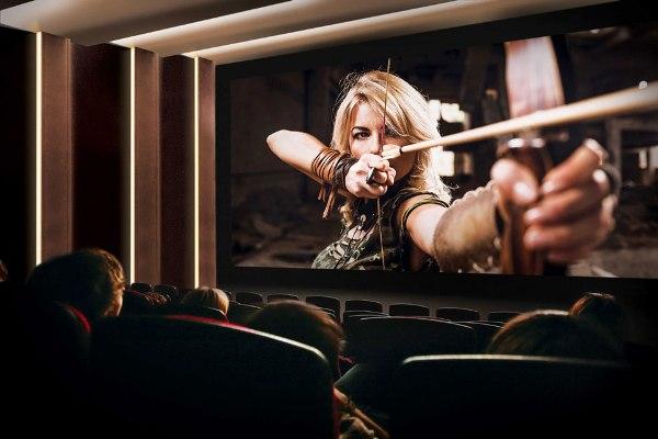 На виставці Cinema Con 2017 представили заміну проекторів