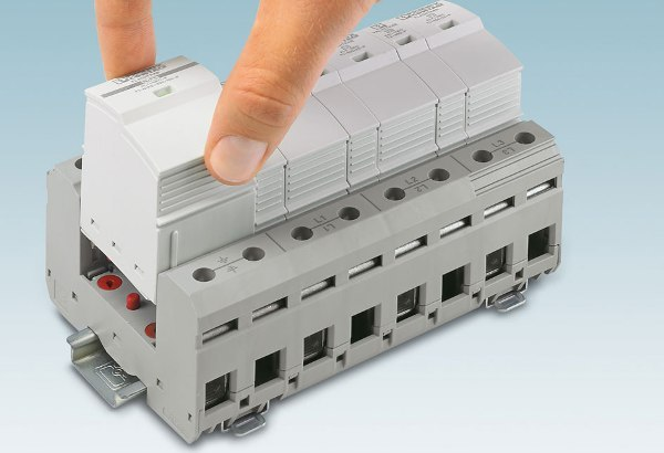 Грозозащитный розрядник Flashtrab-SEC-T1T2