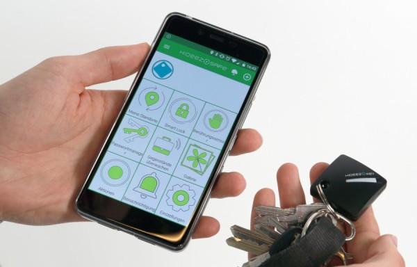 Електронний цифровий ключ Key Hideez