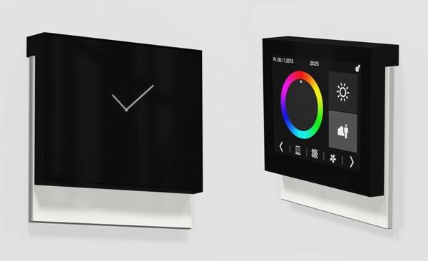 Система управления Berker KNX Touch Control