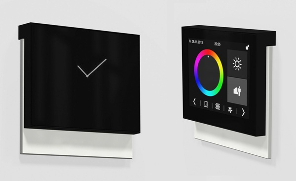 Система управління Berker KNX Touch Control