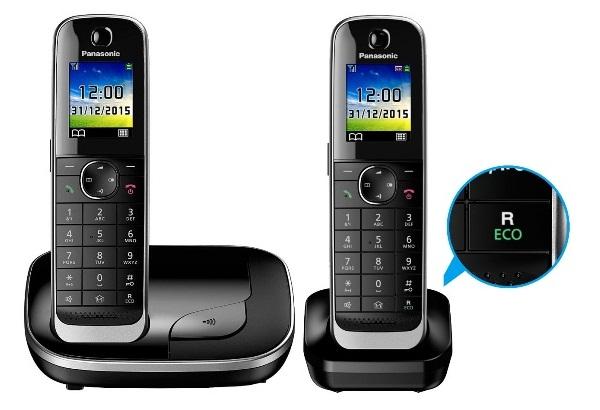 Серія бездротових DECT телефонів Panasonic KX-TGJ3XX