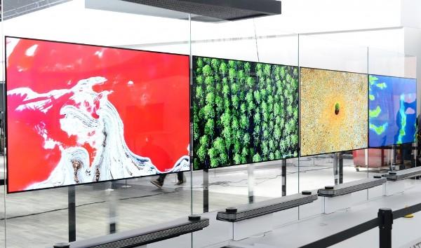 Надтонкі 4К-телевізори LG Signature OLED W