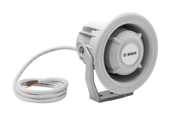 Компактний рупорний гучномовець Bosch LH2-UС06