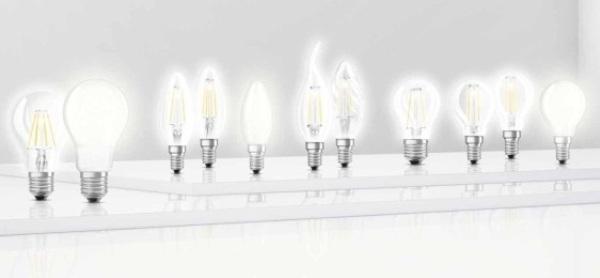 Філаментні лампи Osram Retrofit
