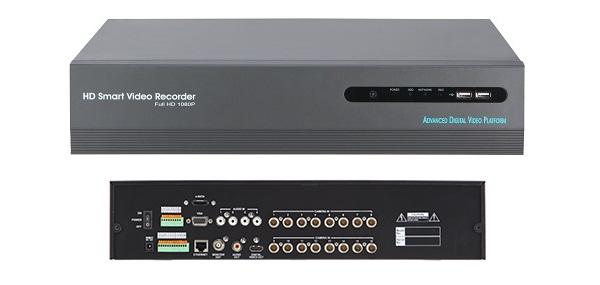 HD-SDI відеореєстратор Smartec STR-HD1616