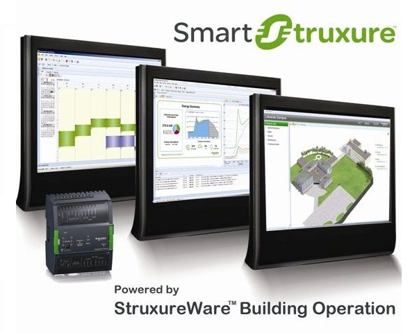 Комплекс систем автоматизации SmartStruxure Solution