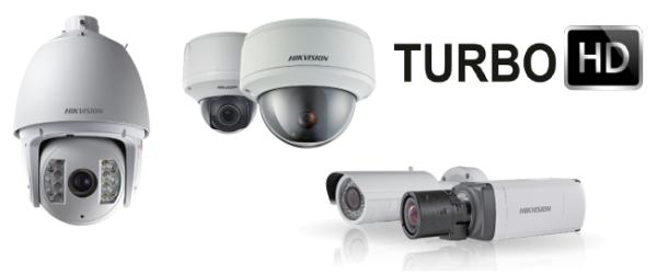 Система відеоспостереження Turbo HD