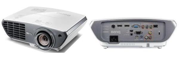 DLP-проектор BenQ W3000