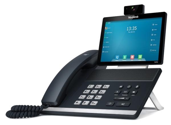 SIP видеотелефон Yealink VP-T49G
