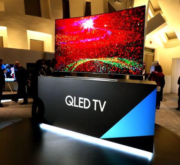 QLED телевізор Samsung