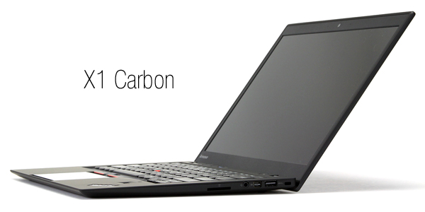 Лэптоп Lenovo ThinkPad X1 Carbon