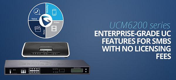 Нові IP-АТС Grandstream – нові можливості!