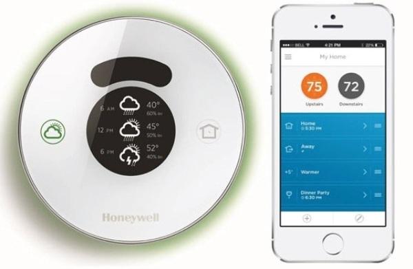 Датчик затопления и температуры Honeywell Lyric Wi-Fi