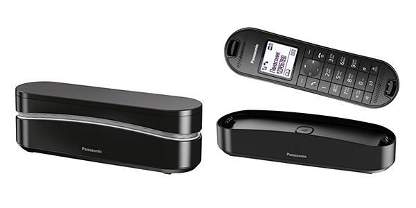 Новий Dect-телефон від Panasonic
