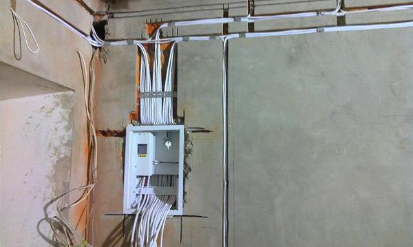 Электрик в квартире своими руками