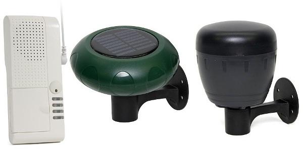 Монитор проезда STI-V34100 и STI-V34150