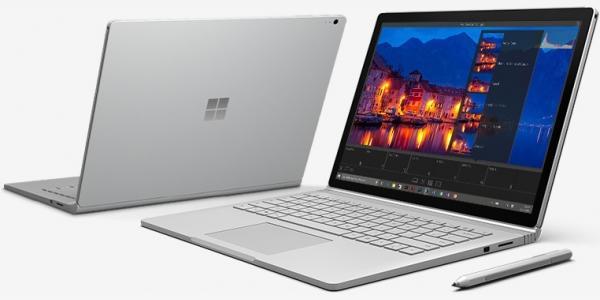 Ноутбук Surface Book