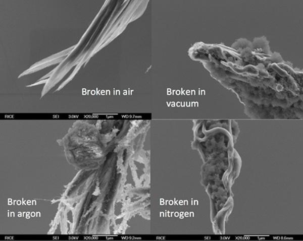 Кабель из углеродного волокна