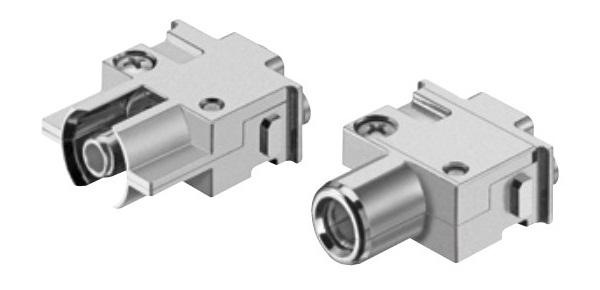 PE-модулі штекерного типу для конекторів Han-Modular