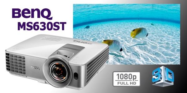 Короткофокусний проектор BenQ MS630ST