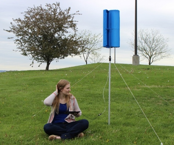 Вітряний генератор електроенергії WindPax