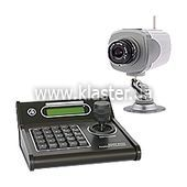 Установка пульта управления видеокамерами